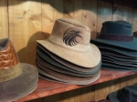 Chapeau 100% cuir de Cuir Indiana