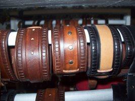 bracelets de cuir